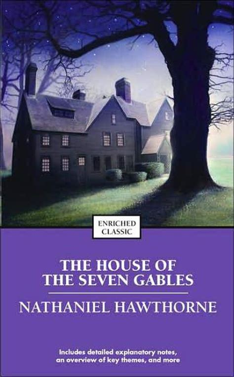 The House Of Seven Gables by The Booklog The House Of The Seven Gables By Nathaniel Hawthorne