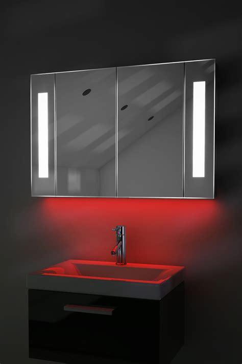 eclairage salle de bain led miroir de salle de bain rasage led avec bluetooth rasoir et capteur k120raud