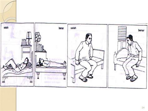 Lu Tidur Aromatherapy aplikasi ergonomi pada kesehatan kerja dan kes keluarga