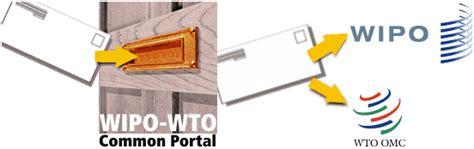 international bureau wipo wto intellectual property trips notifications laws