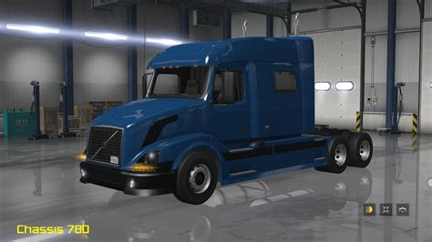 volvo truck shop volvo vnl truck shop v1 5 0 ets2 ets2 mod