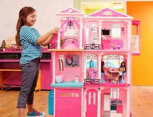 barbie dream house barbie doll barbie dreamhouse dollhouse story 3 dream house pink furniture accessories girls ebay