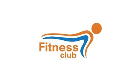 gym fitness logo template 84 psd format download free