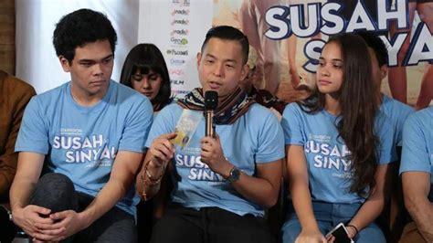film layar lebar indonesia susah sinyal jelang tayang ernest prakarsa rilis trailer susah sinyal