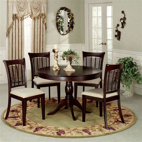 round table anderson furniture exciting round table napa design for your