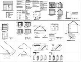Nice 84 Lumber House Plans #2: Storage-shed-plans-10x12-free-11.jpg