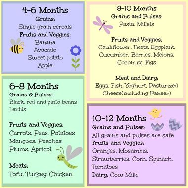 table foods for 10 month indian baby food chart 4 to 12 months with 45 recipes