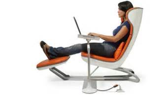 Computer Lounge Chair by Comfortable Laptop Workstation By Manuel Saez