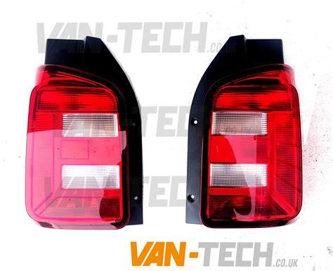 barn door lights vw t6 barn door replacement rear lights tech
