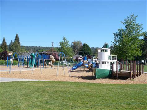 parks bend oregon harmon park bend parks and recreation district