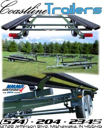 pontoon boat trailers for sale in michigan pontoon trailers for sale in mishawaka michigan