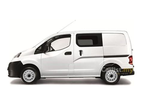 vanette nissan 2016 nissan nv200 2016 1 6 in terengganu manual white for