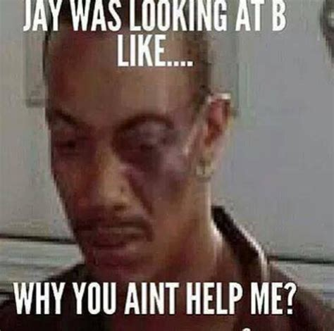 Jay Z Beyonce Meme - kudos to jay z for not hitting solange back verastic