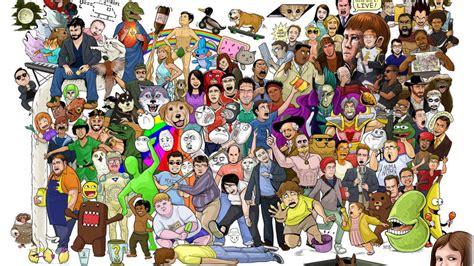 Meme Collage - memetic mutation tv tropes