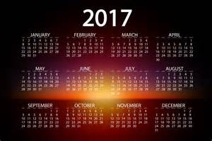 Papel De Calendario 2017 Calendar 5k Retina Ultra Hd Wallpaper And Background