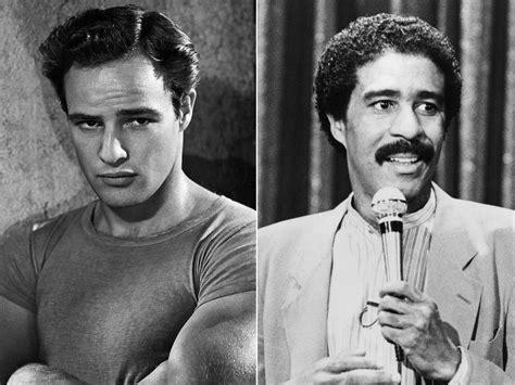 Brando Has A Something For The by Did Richard Pryor And Marlon Brando Everything