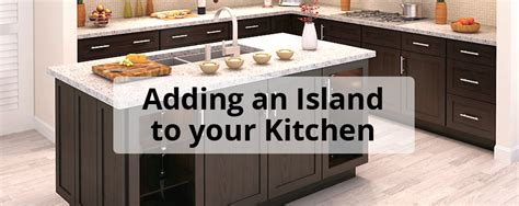 how to add a kitchen island kitchen island 3 benefits of adding one in your home