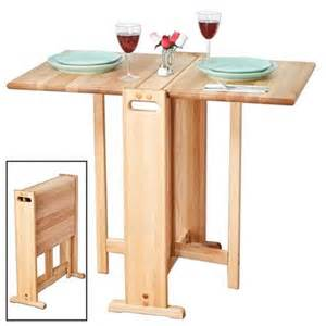 Fold Up Kitchen Table Fold Away Kitchen Table Get Organized Products Gadgets