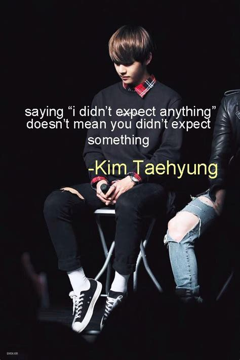 bts bangtan boys quote v taehyung bts quote random k idols lyrics