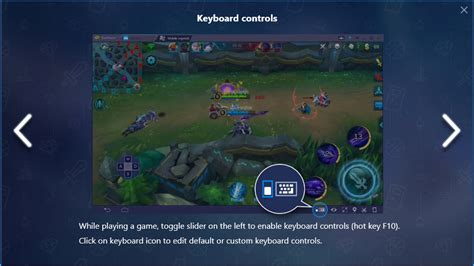 Bluestacks Keyboard Controls | bluestacks 3 android emulator for pc now available for