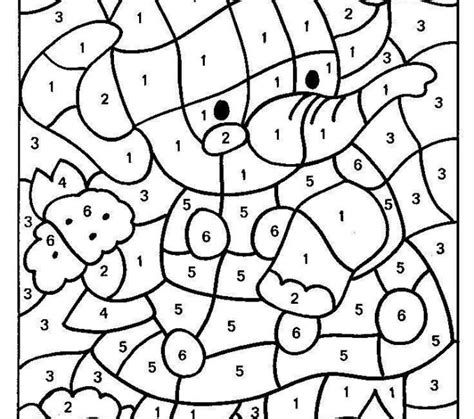 coloring pictures color by number colour by number printables kids coloring europe