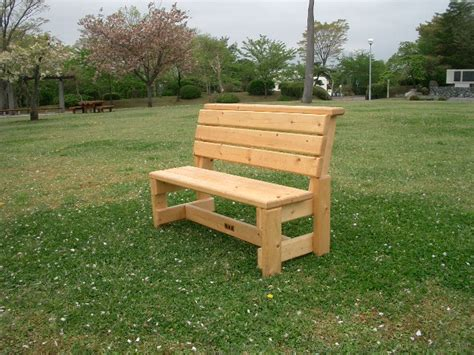Handmade Wooden Garden Benches - k ichikawa rakuten global market garden bench made