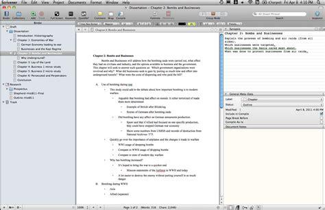 phd thesis writing software dissertation writing software mac