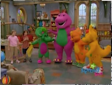 barney and the backyard gang i love you image and remember jpg barney wiki fandom powered by