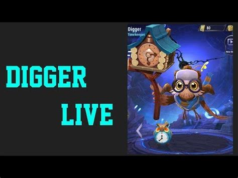 digger mobile legend digger the new mobile legends