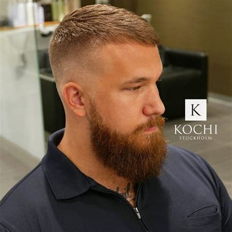 haircuts to go with beards 25 best ideas about men s short haircuts on pinterest
