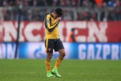 alexis sanchez bayern twitter had a field day after the results of the bayern