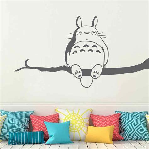 Totoro Wall Sticker online buy wholesale totoro wall sticker from china totoro
