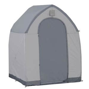 flowerhouse 5 ft x 5 ft portable storage house shed