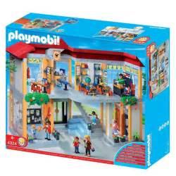 playmobil ecole 4324 achat vente univers miniature