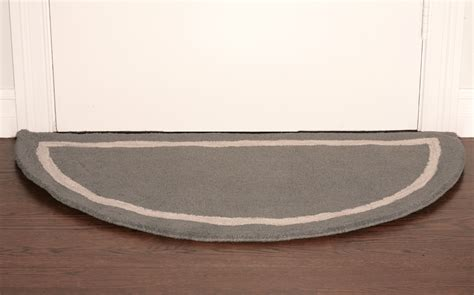 semi circle rugs henley wool rug and half circle tufted area rugs ebay