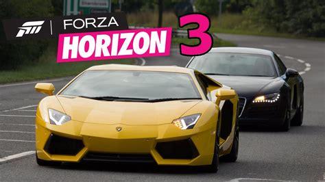 forza horizon  pc torrents games