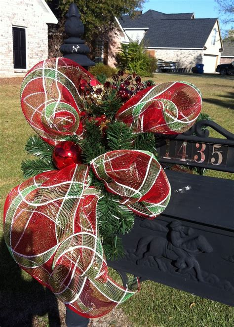 how to decorate a square brick mailbox for christmas 1000 images about mailboxes on brick mailbox outdoor and pine