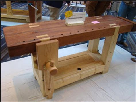 My 18th Century Woodworking Bench Whats A Roubo Workbench