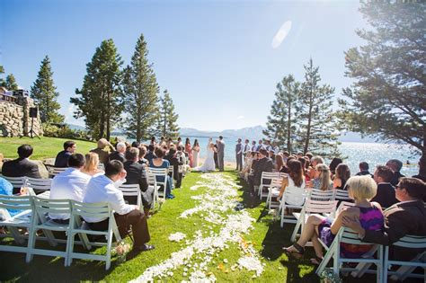 wedding venues tahoe lake tahoe wedding packages tahoe lakefront weddings html