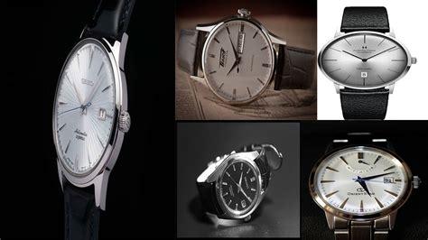 Tissot Matic 4 top 5 dress watches 500 seiko hamilton orient tissot