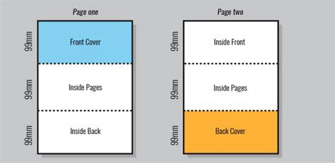 z fold brochure template word luxury free tri fold brochure