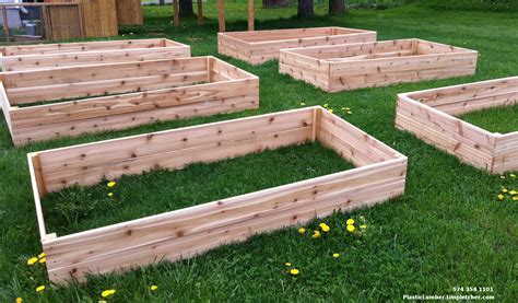 garden beds raised cold frame covered raised garden bed plastic lumber
