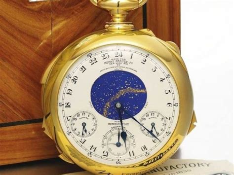 top 5 most expensive patek philippe watches sold