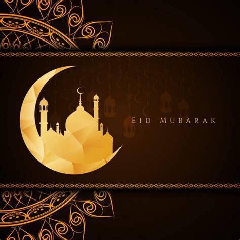 eid card templates psd eid mubarak vectors photos and psd files free