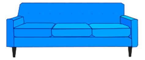 blue sofa vector free vector graphics vector me