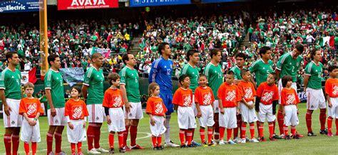 El Tri De Mexico Futbol Calendario Listo El 2012 Para El Tri Futbol Sapiens