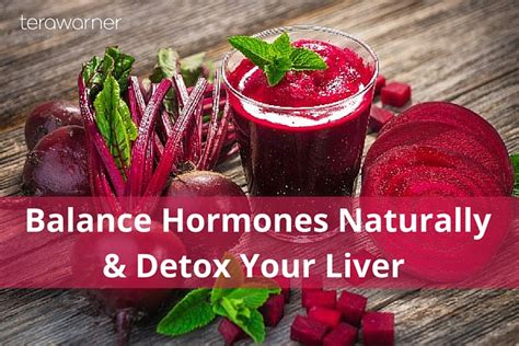 David Detox by Balance Hormones Naturally Detox Your Liver An