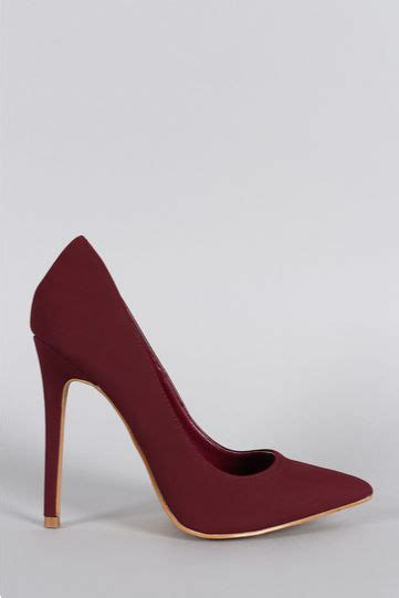 maroon color heels best 25 burgundy heels ideas on