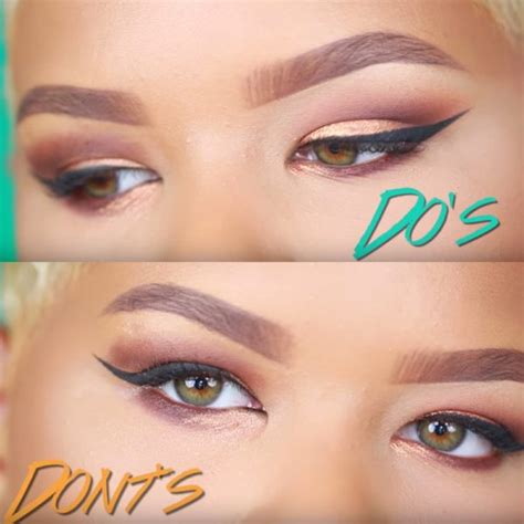 Eyeshadow Application bn alissa shares 3 dos and dont s for the