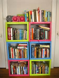 Playroom Storage Containers recycled encyclopedia bookshelf decor hacks